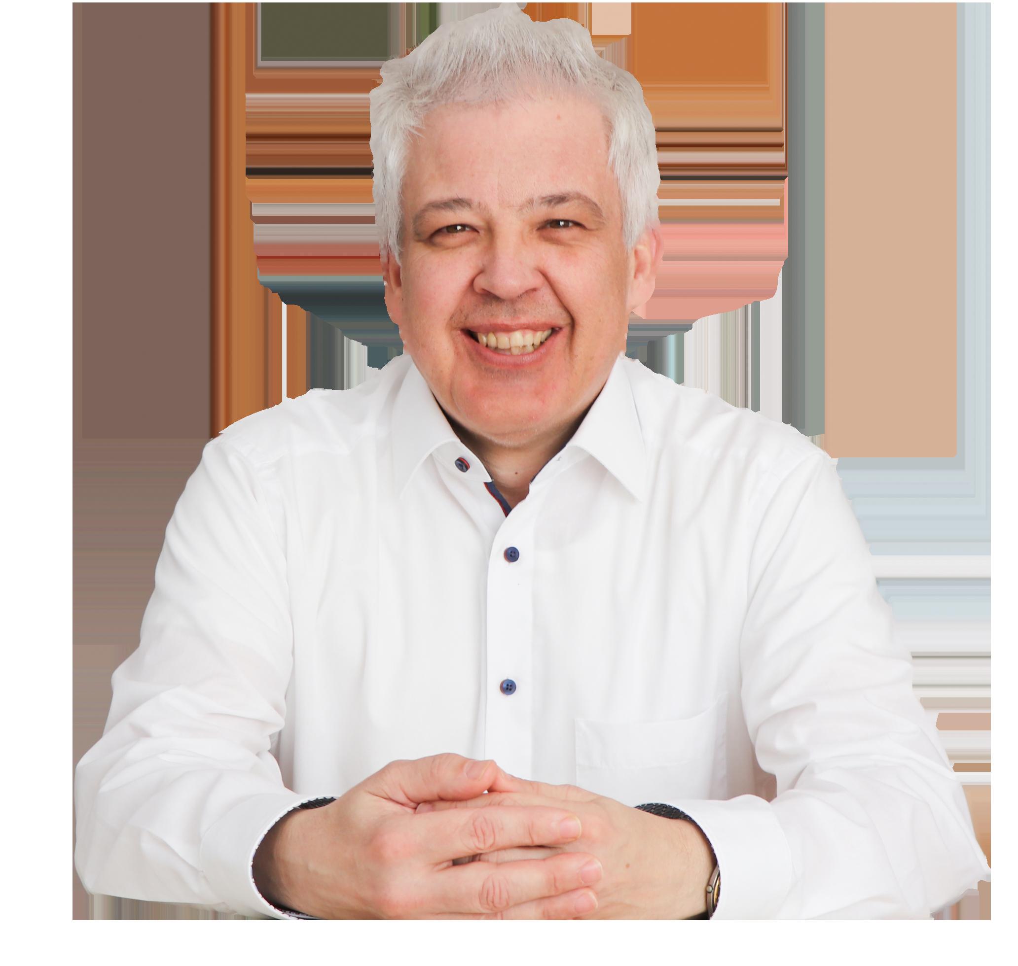 Robert Fischer Spirituelles Coaching